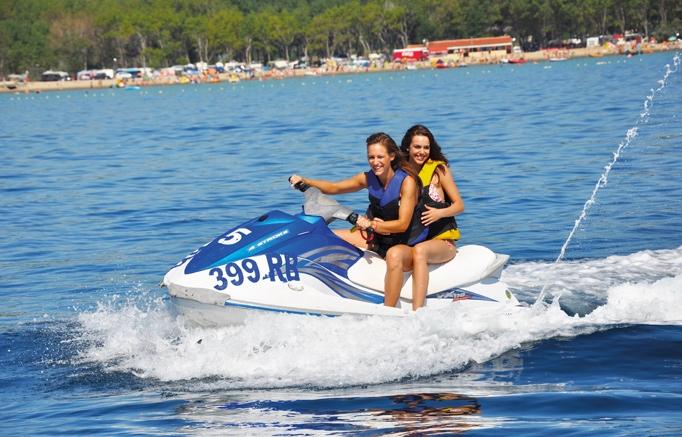 Sportolási lehetőségek LOPAR-on, a Rab-szigeten