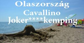 Lakókocsis nyaralás Cavallino